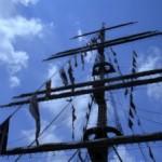 動き出す船と僕のドラクエ5