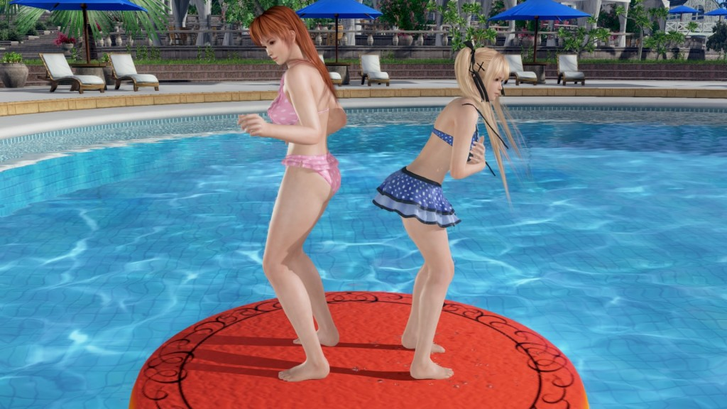 DEAD OR ALIVE Xtreme 3 Fortune  基本無料版_20160516113123