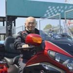 高橋名人がバイク好きとは知らなかった