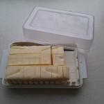 カットできるバターケースの便利と苦悩