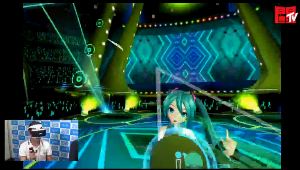 初音ミク -Project DIVA- X HD_PSVR