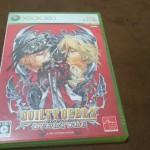 Xbox360版『ギルティギア2 オーヴァチュア』に手を付けてみる
