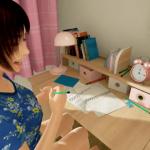 PSVR専用ソフト『サマーレッスン:宮本ひかり セブンデイズルーム (基本ゲームパック)』の情報が公開