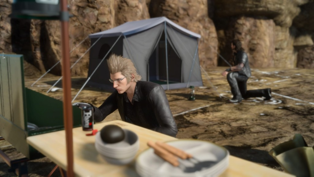 FF15 _感想とプレイレビュー