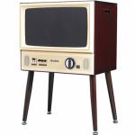 レトロテイストな20型液晶テレビ「VT203-BR」が11月中旬発売。なんというオッサンホイホイ・・・。