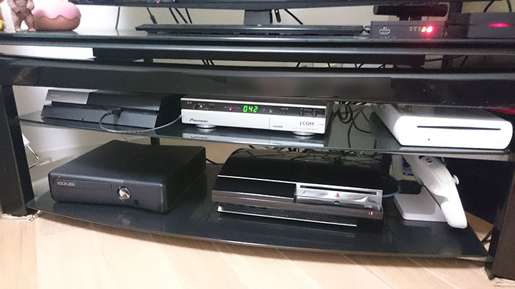PS3_YLOD_ヤフオクで修理