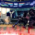 PSVR専用タイトルだけど2D視点なロボット格ゲー『STEEL COMBAT』体験版の感想。