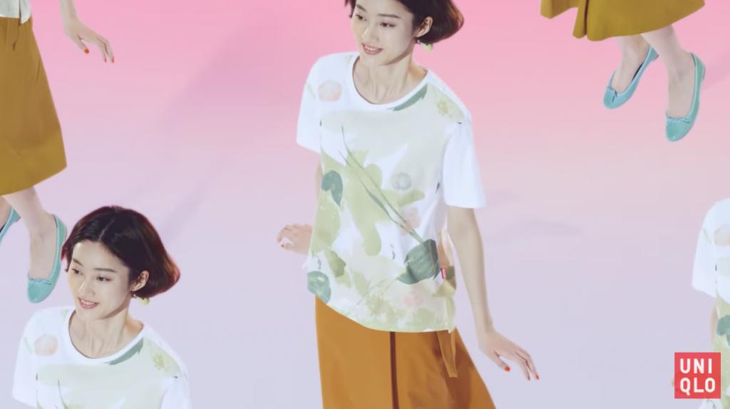 任天堂×ユニクロ_コラボTシャツ