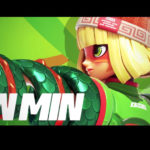 『ARMS』ミェンミェン攻略メモ