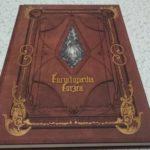 『FF14』これまでの歴史をギュッと盛り込んだ「エンサイクロペディア エオルゼア」を購入。4,000円の価値は間違いなくあるね。